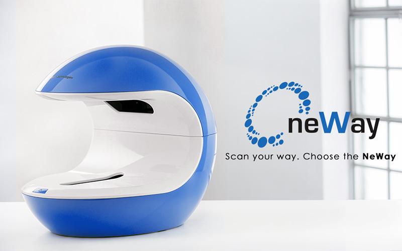 Scanner dentale 3D NeWay